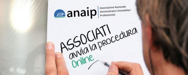 ANAIP Associati con la Procedura OnLine