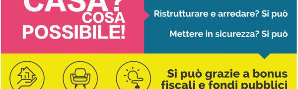 Casaconviene Sismabonus Incentivi Fiscali 2017