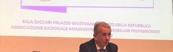 Anaip Cosimo Ferri Senato Sala Zuccari