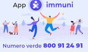 App IMMUNI – Covid19