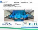 Webinar - Superbonus 110 % : Responsabilità Dell'amministratore