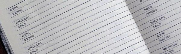 Registro Dell'anagrafica Condominiale E Dati Relativi Alla Sicurezza.
